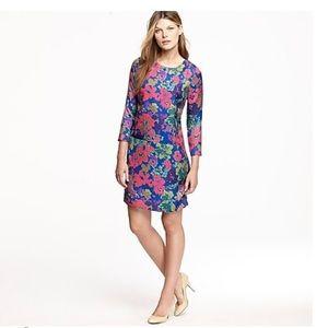 J. Crew NWOT❗️Jules Dress in Ashbury Floral